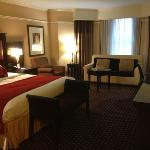Nice and spacious guestroom