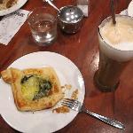 breakfast at koma bakery