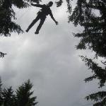 le saut Powerfan