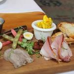 Charcuterie Plate $23