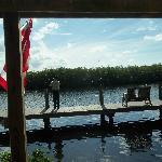 Pirates Pointe dock