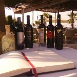 Please leave a comment in our guest book,or take a look at our wine list