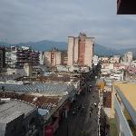 vista balcón