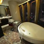 Superior Suite Bathroom