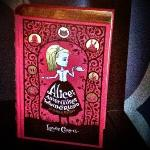 Proof that real books live-- my copy of Alice & Wonderland from the Monaco