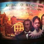The African American Museum - walking distance