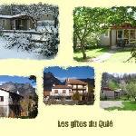 19 chambres dans un village à la montagne