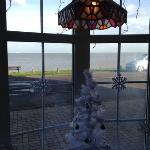 view from Playa at Christmas