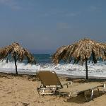 spiaggia vicino all hotel