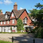 The English country house hotel full of history