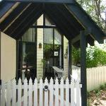 Gateway to Currawong Cottage