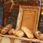 Fresh breads