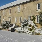 Payasge d'hiver aus Domaine des Patrus
