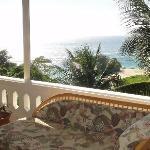 apartment suite veranda view