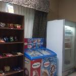 Suite Shop has everything to snack on