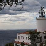 Lighthouse Sant Sebastian