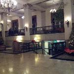 Gorgeous lobby!