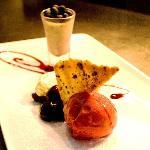 Homemade desserts - something the George & Dragon Inn, Burpham is famed for