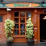 Bistro1, Soho, Beak Street Restaurant