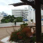 vue de l hotel