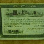 alte 500-Rupien-Banknote