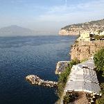 Looking NE Towards Vesuvius