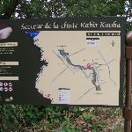 Secteur de la chute Kabir Kouba