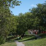 Près du parc Jean-Roger-Durand