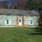 House built by Ulysses S Grant