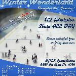 Our 1st Annual Winter Wonderland Event