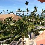 View of Beach. Beach Restaurant in View