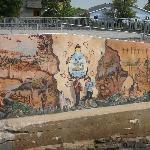 La Fresque du peuple wendat