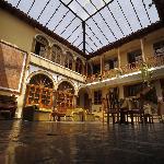 Lobby BW Los Andes de América