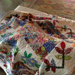 One of Jeanne's quilts