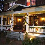 Sweet Biscuit Inn during the Holidays