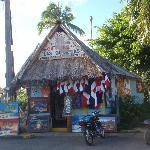 Las Galeras shop