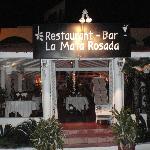 Restaurant La Mata Rosada in Samana