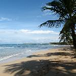 Playa Coson around Las Terrenas