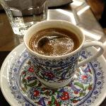 Turkist Coffee at Breakfast