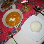 dinner - was good