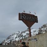 Rustler Lodge looking NW