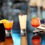 Airstream Cafe Cocktails