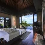 Pool Villa Seaview: Bedroom