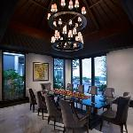 Presidential Villa: Dining Room