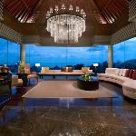 Presidential Villa: Living Room