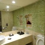Radisson Blu at Alibaug - the bathroom