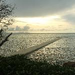 Sunset from Conrad Koh Samui