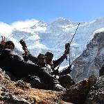 View of Kanchenjunga North