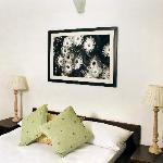 Room (Green room)