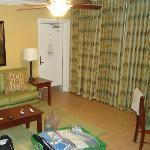 Suite Wohn- Esszimmer